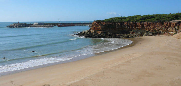 Playa Cala del Aceite Conil