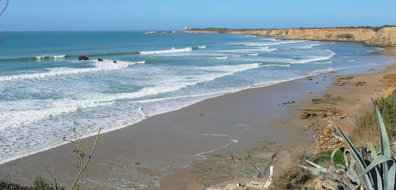 Playa Fuente del Gallo Conil